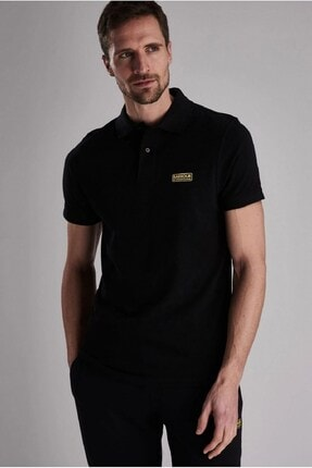 Barbour B.ınt. Essential Polo Yaka Bk31 Black