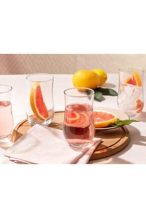 Madame Coco Coralie 4'lü Meşrubat Bardağı Seti