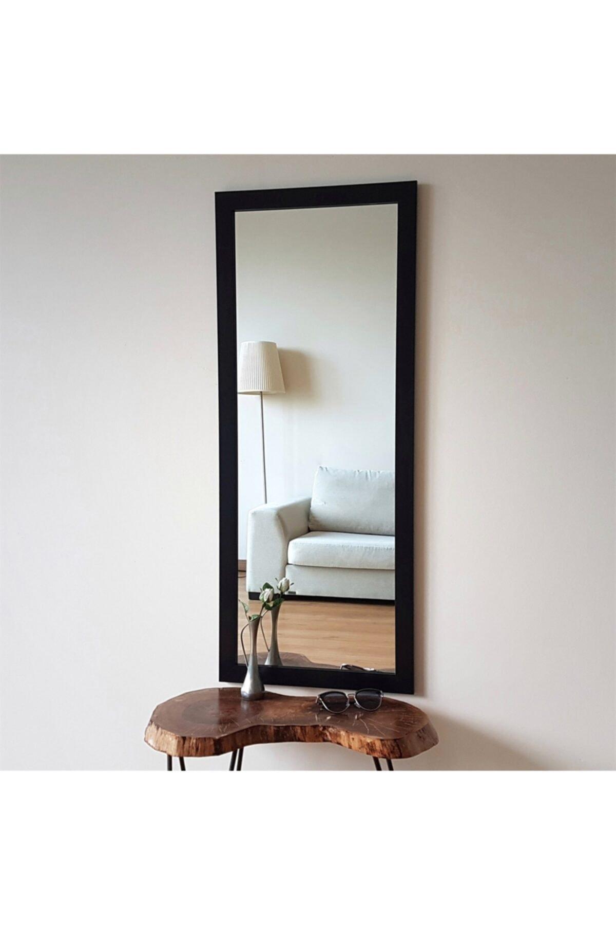 NEOstill - Siyah Dekoratif Ayna 45x110 Cm A205 2
