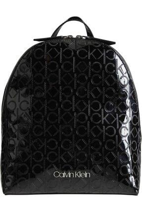 Calvin Klein Kadın Siyah Sırt Çantası