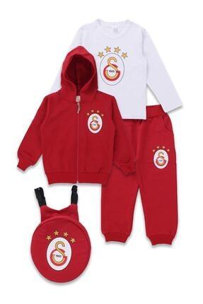 Top Kids Galatasaray Erkek Çocuk Eşofman Takımı