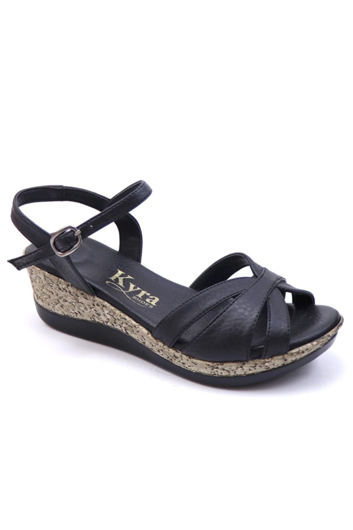 Kayra 02 Kadın Sandalet 1