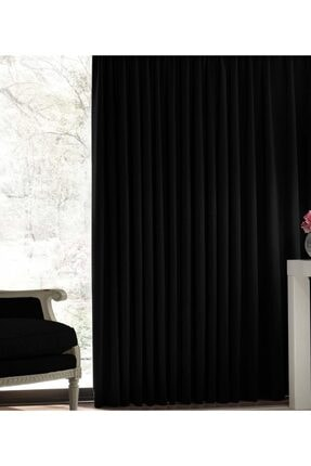 Matmazel Home Blackout %100 Karartma Güneşlik Fon Perde 23 Renk