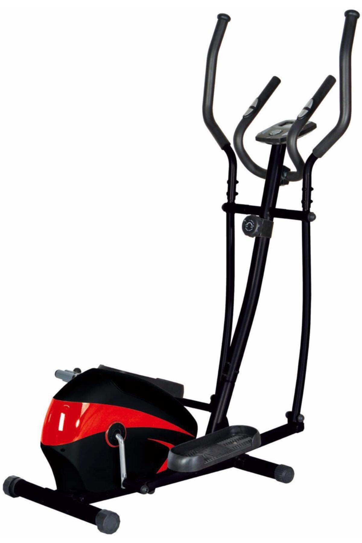 ULTIMA Magnetıc Eliptik Bisiklet Kırmızı 1