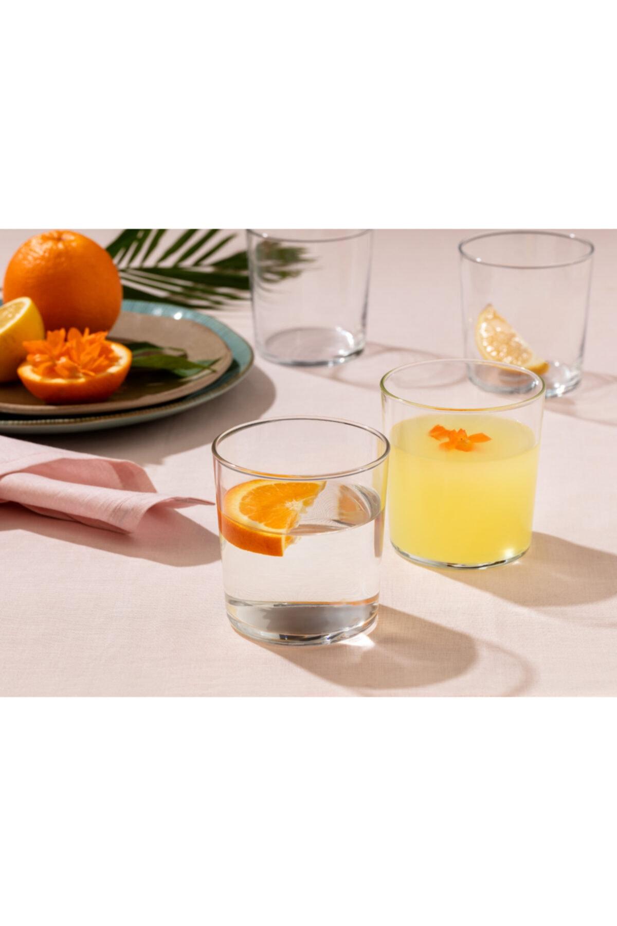 Madame Coco Pierretta 4'lü Su Bardağı Seti 1