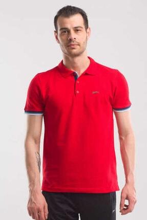 Slazenger Partner Erkek T-shirt Kırmızı St10te073