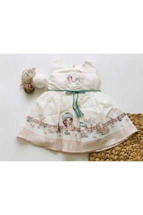 Moonstar Strawberry Hafif Kabarık Elbise