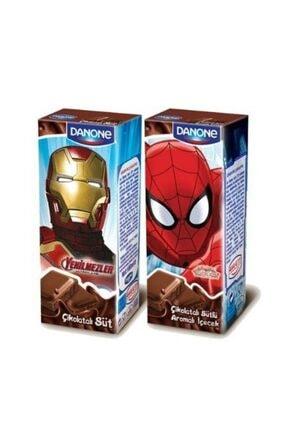 Danone Süt Disney Çikolatalı 180 Ml 27 Adet