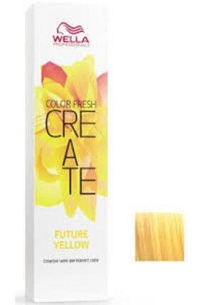 Wella Color Fresh Create Gelecek Sarı 60 ml Saç Boyası
