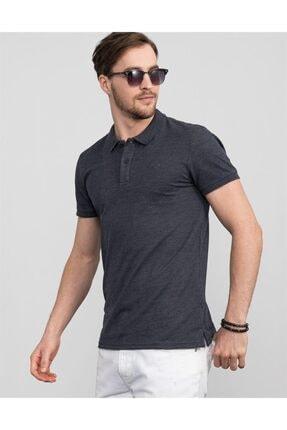 Tudors Polo Yaka Düz Erkek T-shirt