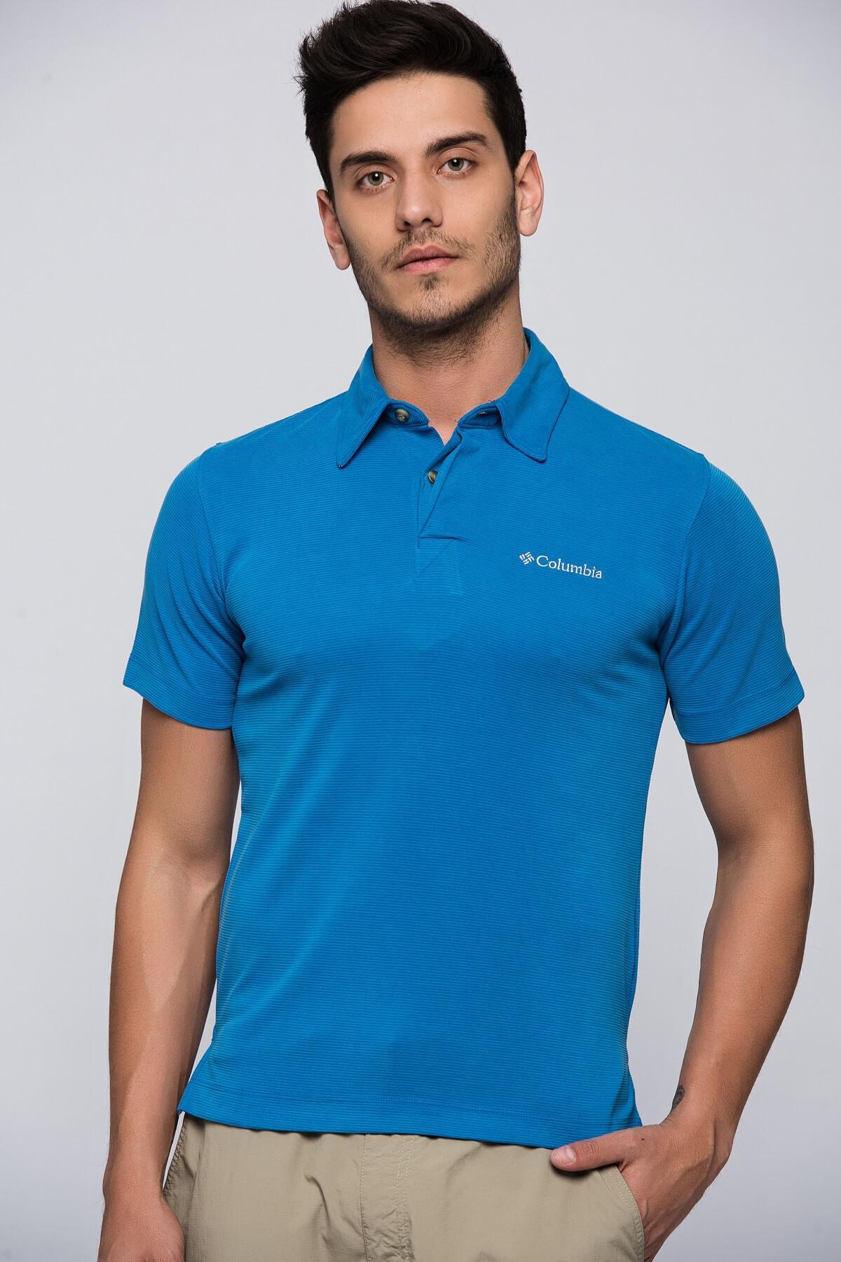 Columbia Erkek Sun Rıdge Polo Yaka T-shirt 02111ym0009n 1