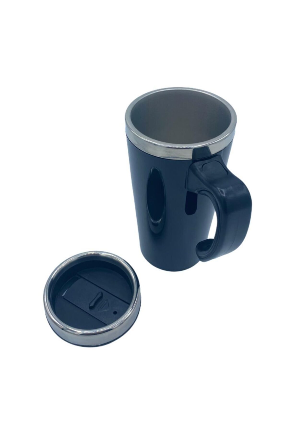 Logimax E15 Kulplu Termos Bardak 480 ml 2