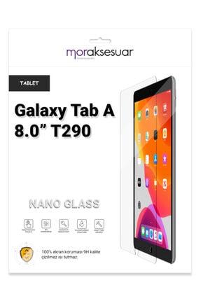 Samsung Galaxy Tab A 8.0(2019) T290 Nano Kırılmaz Cam Ekran Koruyucu Ince Esnek