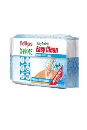 Farmasi Mr. Wipes Easy Clean Okyanus Esintisi Yüzey Temizleme Mendili 40 Yaprak