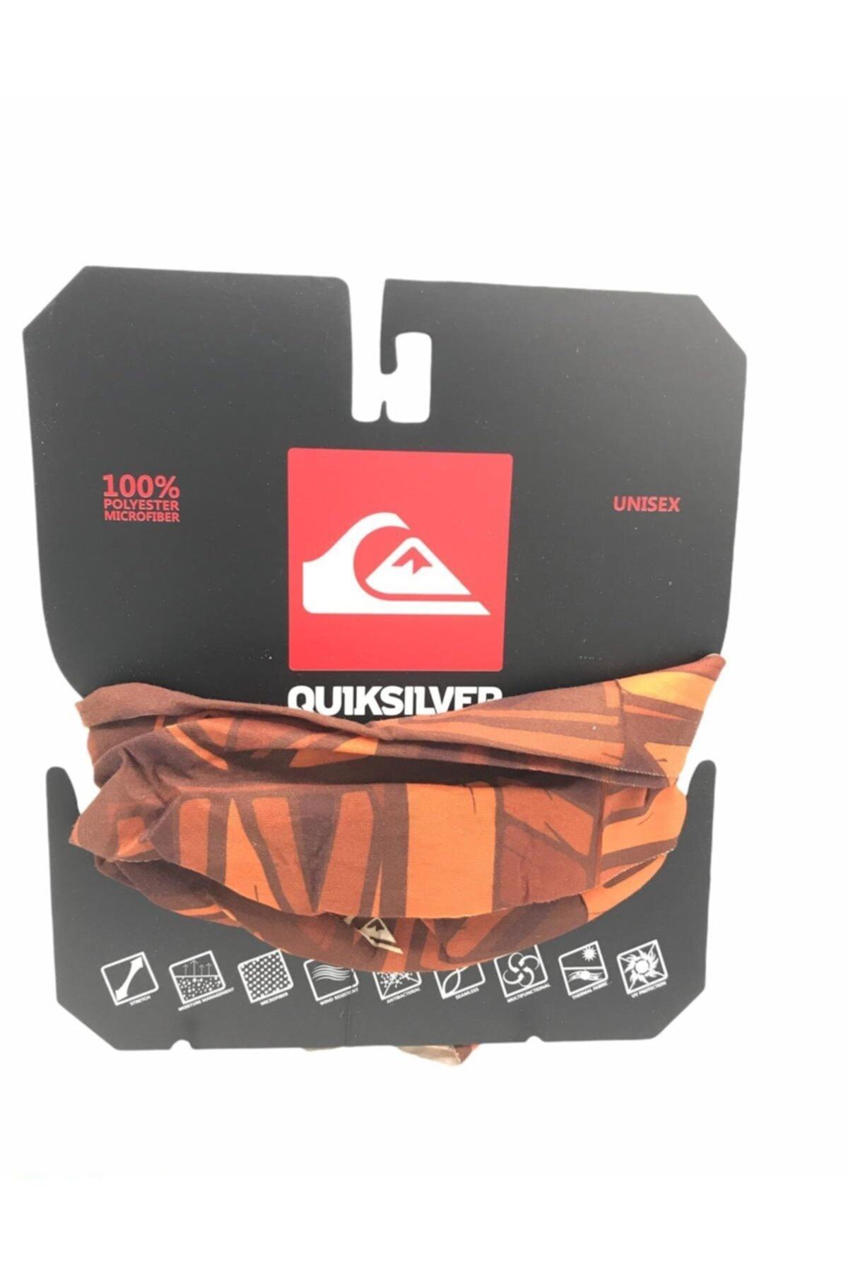 Quiksilver Çok Amaçlı Boyunluk Bandana Yüz Maskesi- Multı-47 1