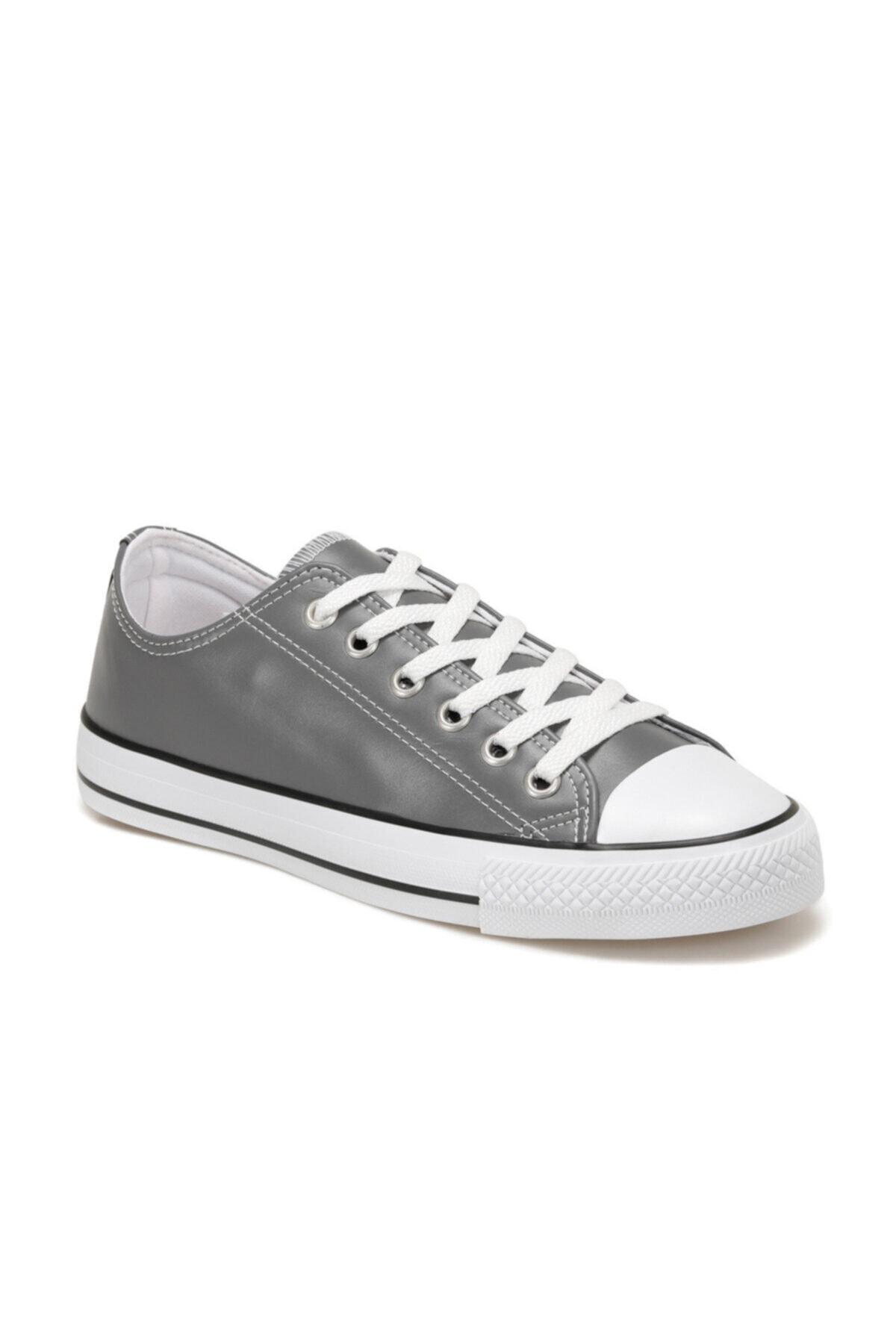 FORESTER EC-2001 Gri Erkek Kalın Tabanlı Sneaker 100669569 1