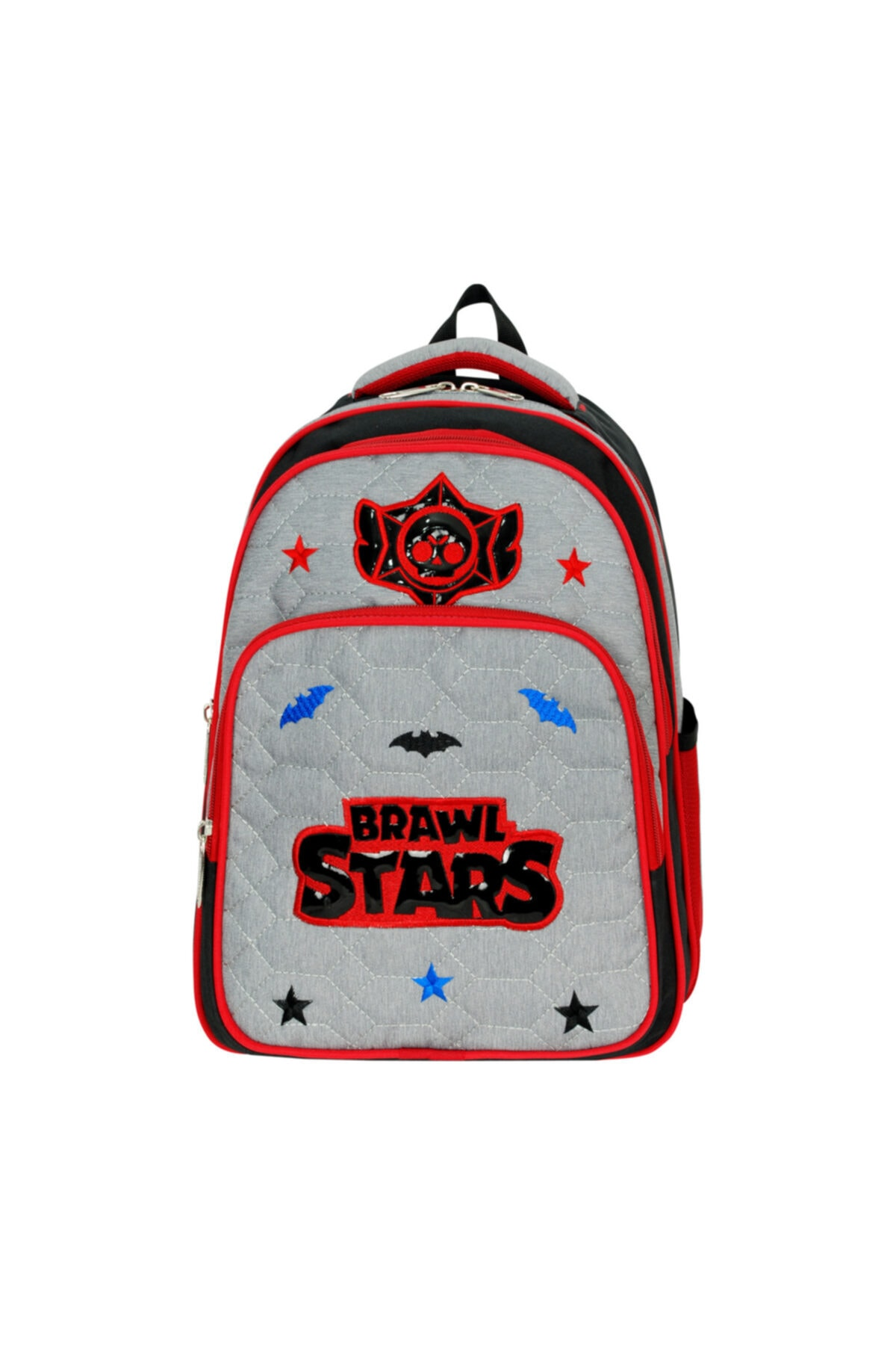 MASTER PACK Roxy Brawl Stars Ilkokul Beslenmeli Insan Sağlığına Uygun Su Geçirmez Okul Çantası 1