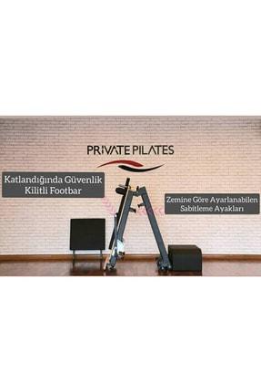 Private Pilates Premium Foldable ( Katlanabilir ) Reformer