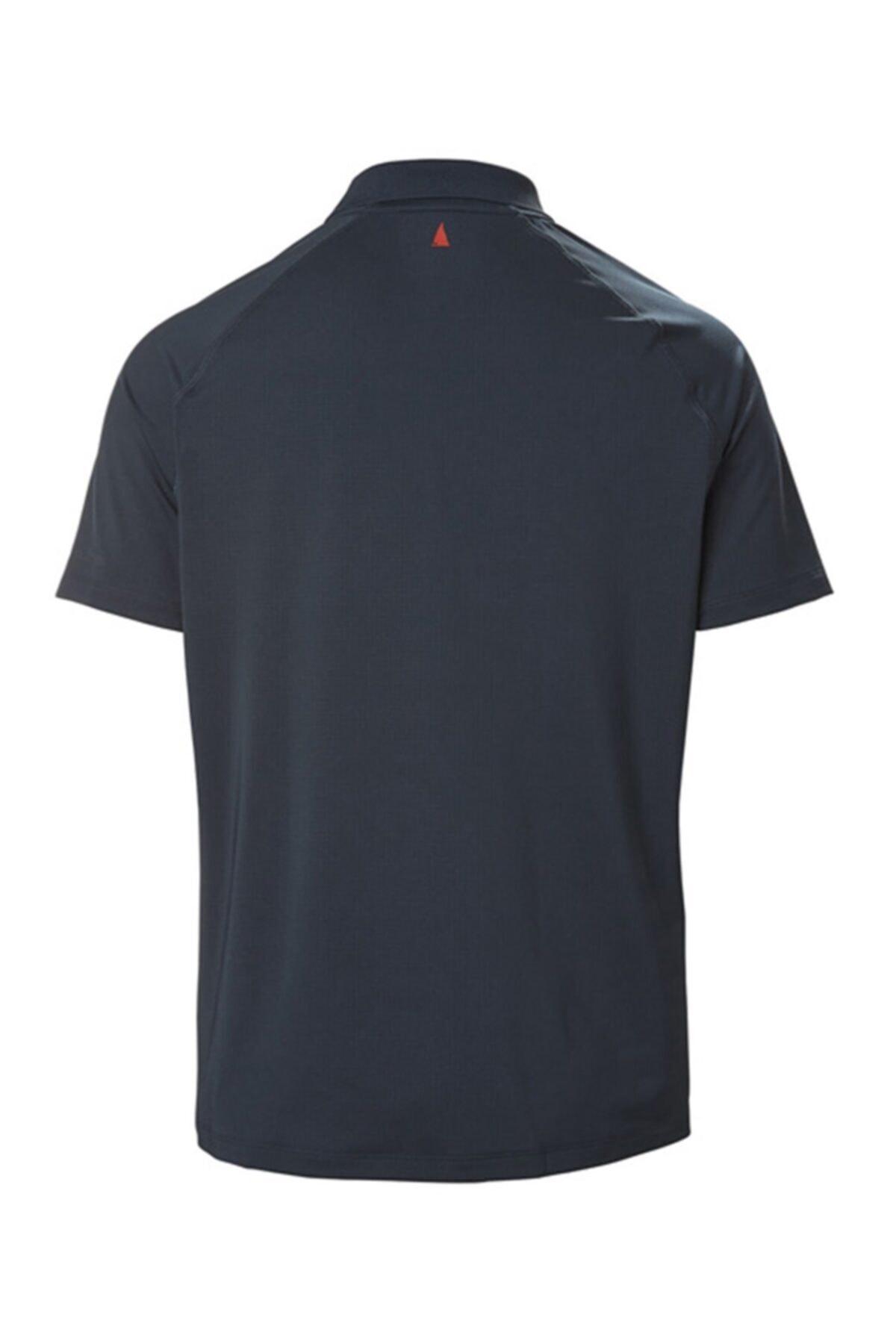 Musto Erkek Lacivert Evo Sunblock Ss Polo Tshirt 2.0 2