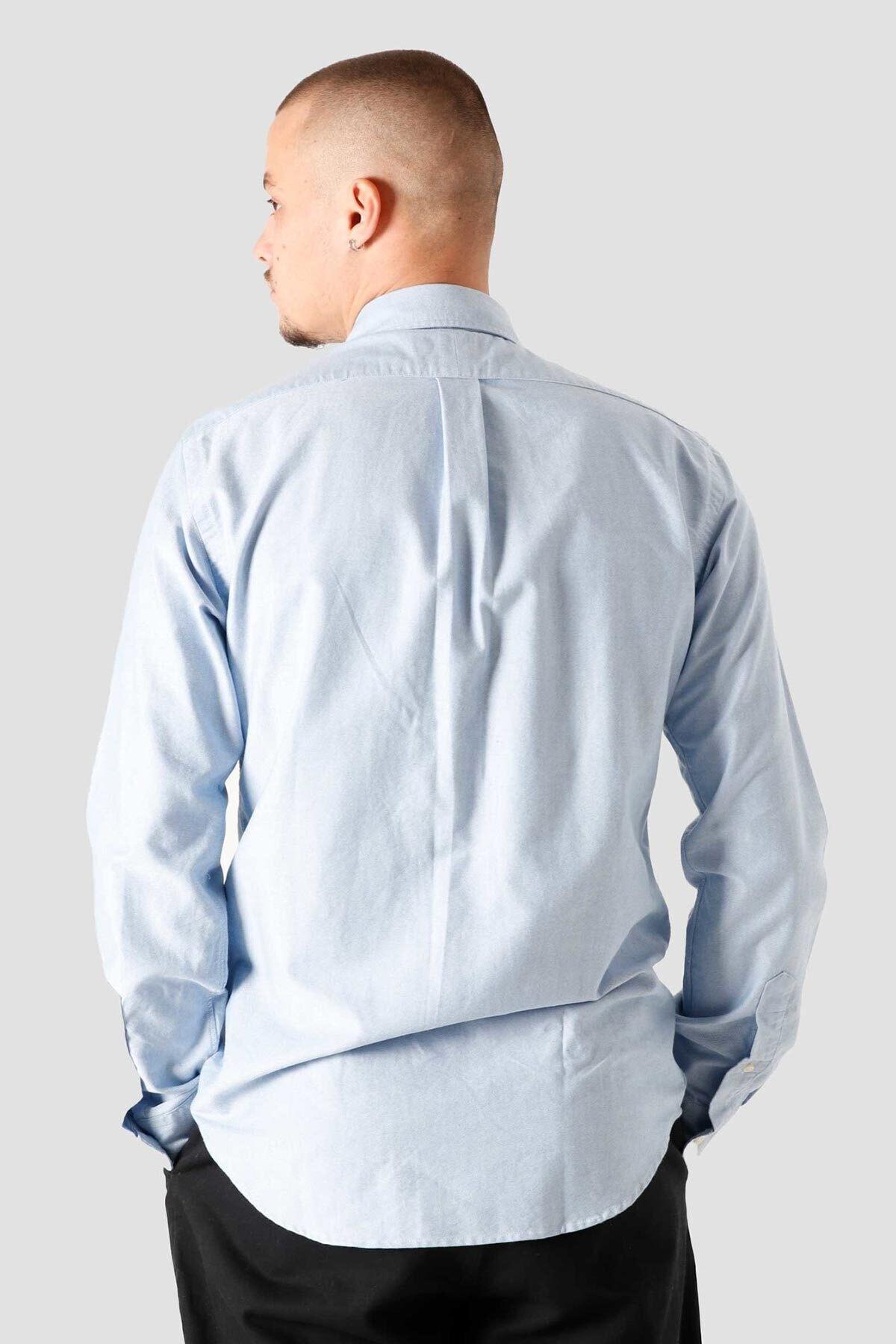 Polo Ralph Lauren Polo Bear Custom Fit Oxford Gömlek 2