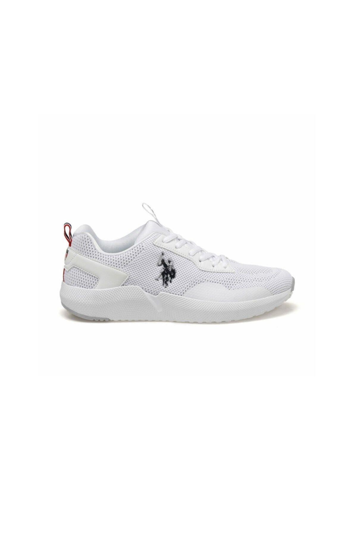 Polo SAM Beyaz Erkek Sneaker Ayakkabı 100489809 2