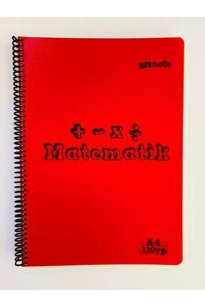 Mynote Matematik 120 Yaprak Defter A4