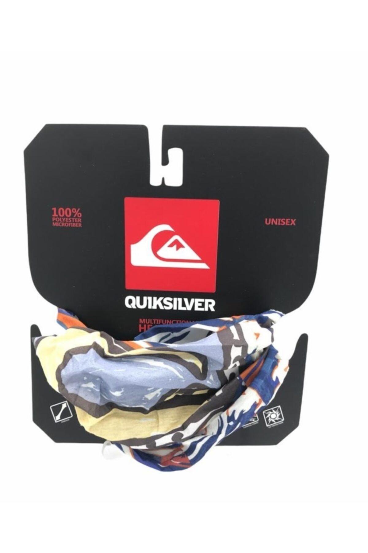 Quiksilver Çok Amaçlı Boyunluk Bandana Yüz Maskesi-multı-32 1