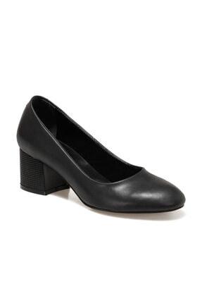 Polaris 316087CZ Siyah Kadın Topuklu Ayakkabı 100567659