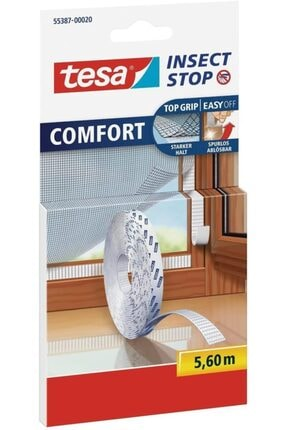 Tesa Yedek Velcro Bant 5,6mt (Sineklik Için Yedek Bant) 55387-00020-00