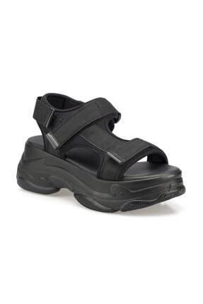 Polaris 315747S.Z Siyah Kadın Sandalet 100508475