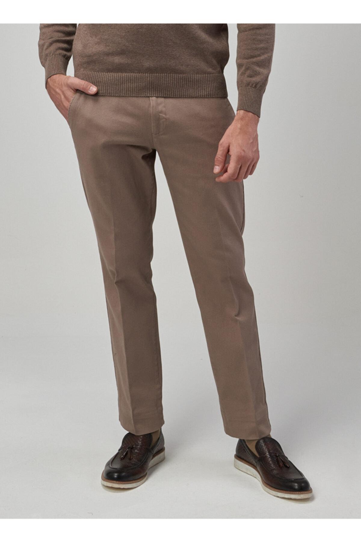 ALTINYILDIZ CLASSICS Regular Fit Casual Pantolon 2
