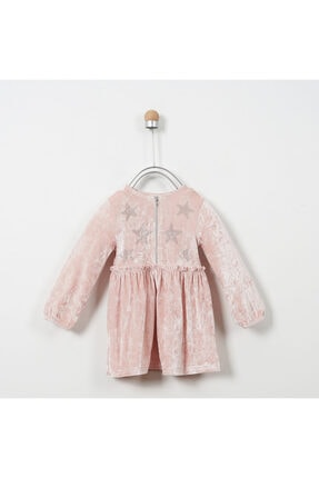 Panço Kadife Elbise 19226253100