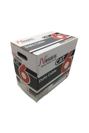 Nexans Cat6 23 Awg Network Kablosu %100 Bakır 305 Metre (1 Kutu)