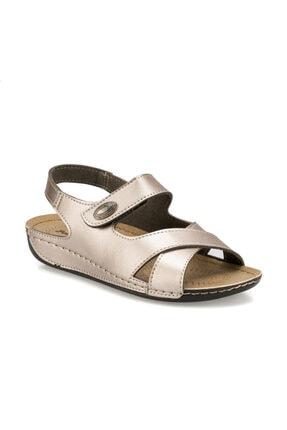 Polaris 161148.Z Bronz Kadın Sandalet 100509515