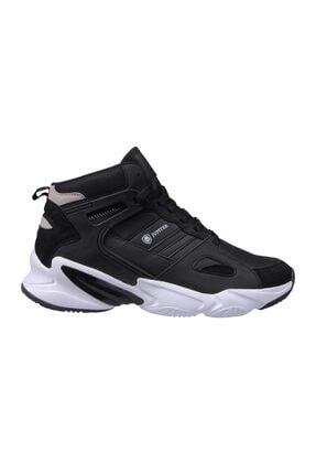 MP Erkek Bilek Boy Siyah-beyaz Basketbol Ayakkabısı - Erkek Ayakkabı 202-1401mr-100-1
