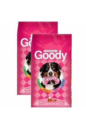 Goody Kuzu Etli Ve Pirinçli Yetişkin Köpek Maması 15 Kg * 2 Adet