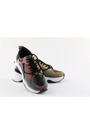 Buffalo Kadın Siyah Günlük Sneaker