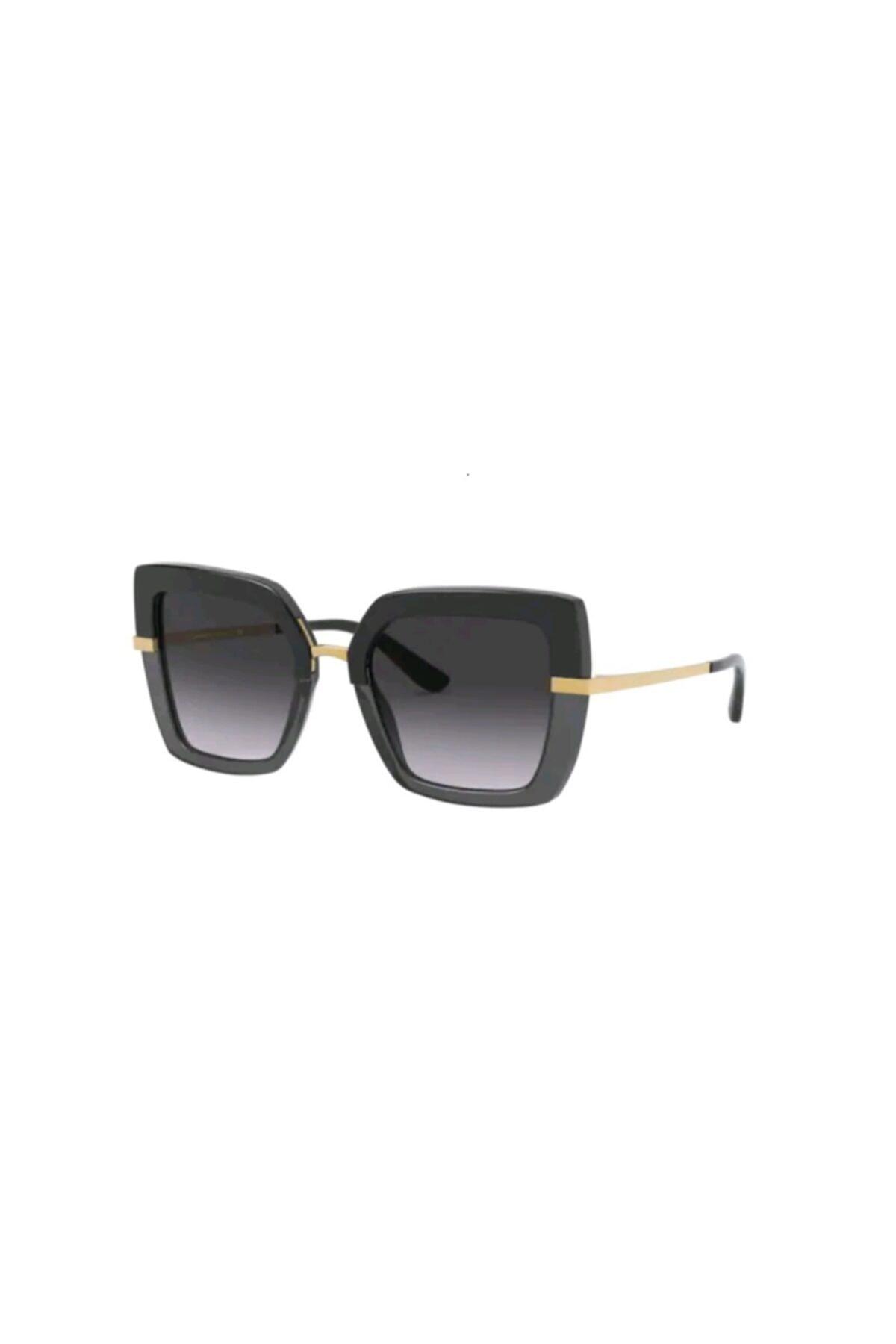 Dolce Gabbana Dg 4373 3246/8g 52-21 Kadın Güneş Gözlüğü 1