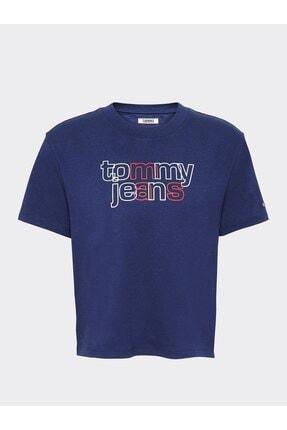Tommy Hilfiger Tjw Outlıne Logo Tee