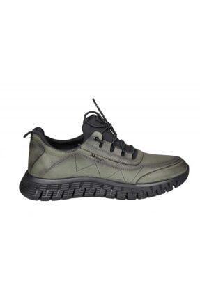 MARCOMEN 12346 Casual Haki Erkek Günlük Ayakkabı