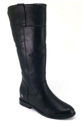 Mammamia 20kc 2060 Günlük Bayan Çizme-siyah