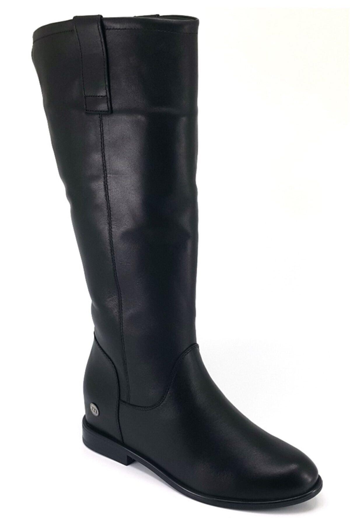 Mammamia 20kc 2060 Günlük Bayan Çizme-siyah 1