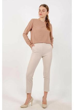 Loreen Taş Rengi Pantolon