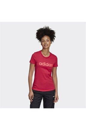 adidas W E LIN SLIM T Pembe Kadın T-Shirt 100664220