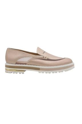 ALBERTO GUARDIANI Hakiki Deri Bayan Ayakkabı