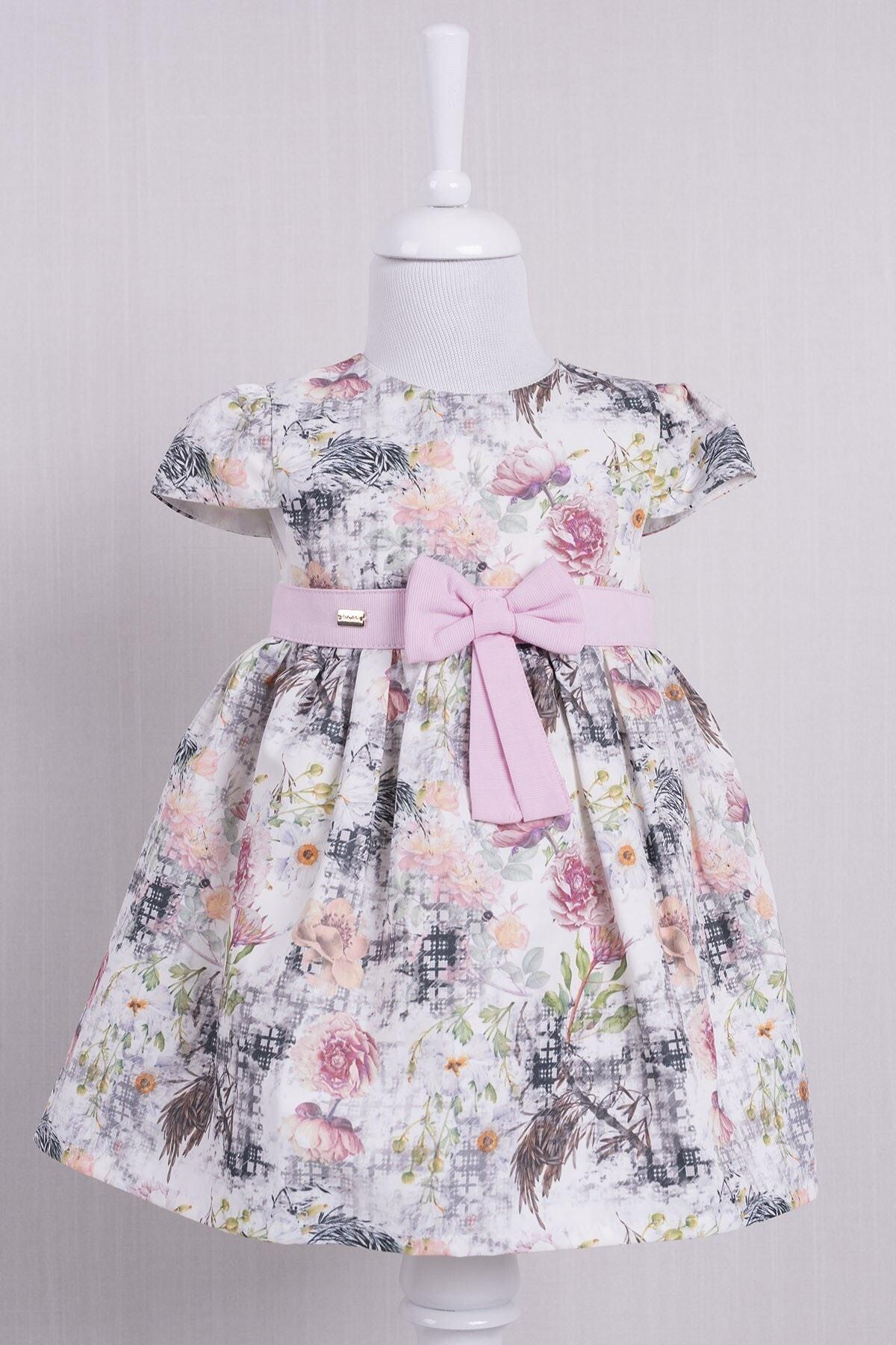 Babydola Kız Bebek Elbise 2'li Set 1