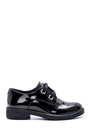Derimod Kadın Deri Rugan Ayakkabı