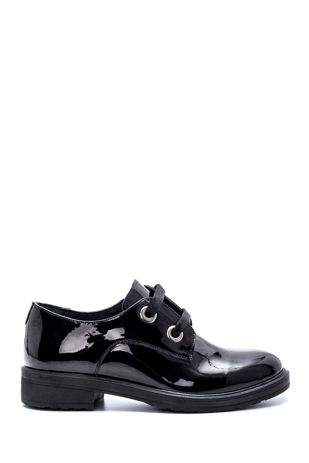 Derimod Kadın Deri Rugan Ayakkabı 1