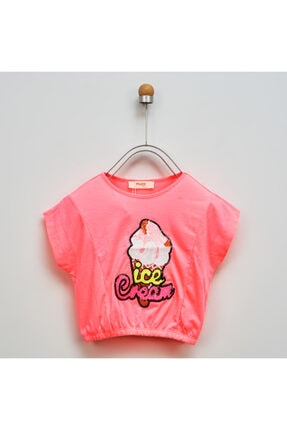 Panço Kız Çocuk T-shirt 2011gk05018