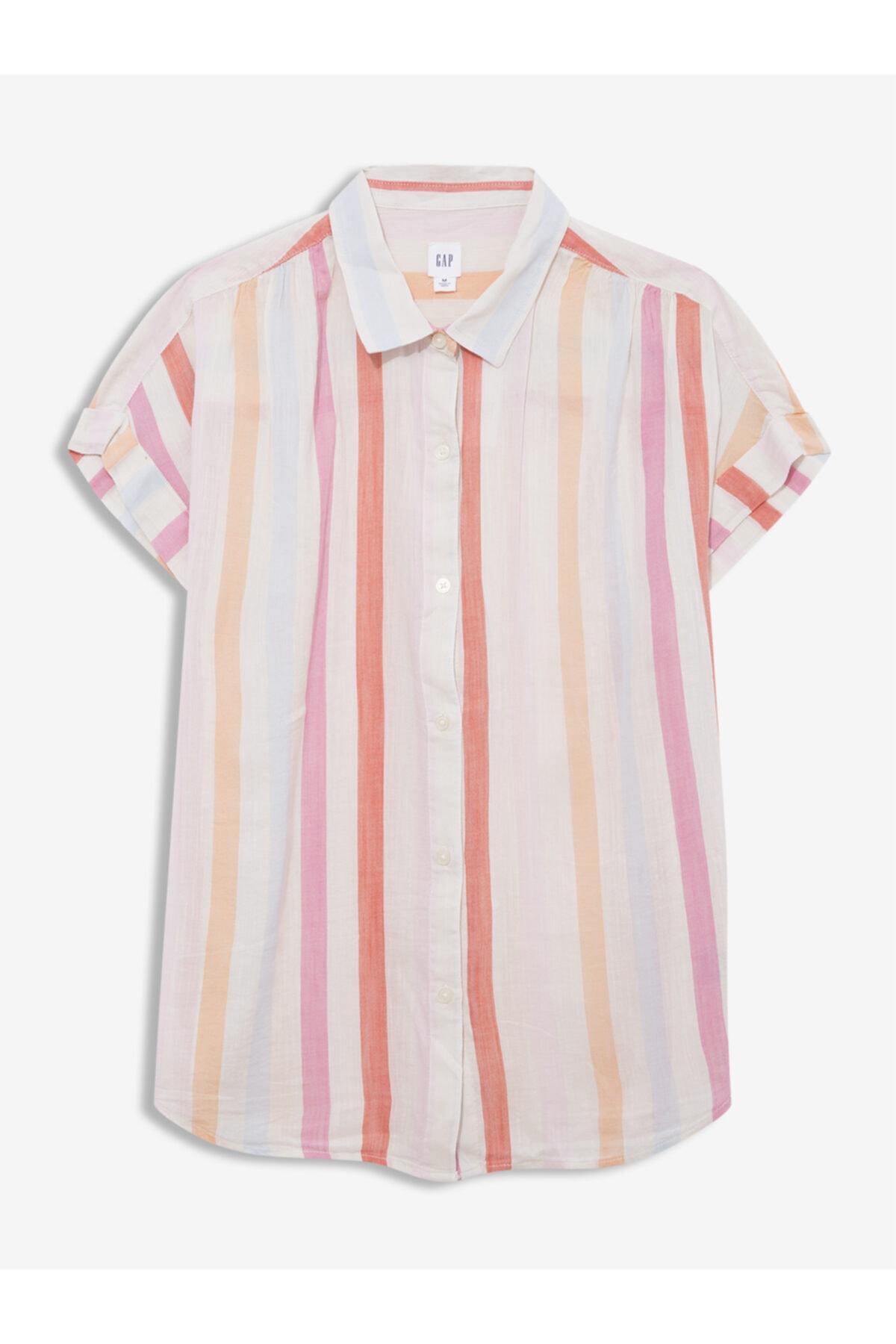 GAP Kısa Kollu Gömlek 1